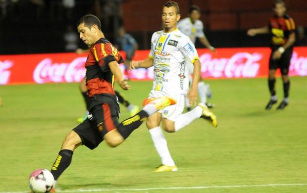 Sport x Araripina - Rivaldo (Foto: Aldo Carneiro)