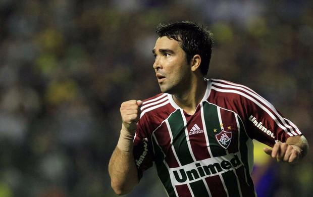 Deco gol Fluminense (Foto: Rricardo Ayres / Photocâmera)
