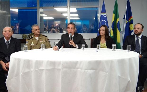 Evandro Carvalho - Federação Pernambucana de Futebol (Foto: Elton de Castro/GloboEsporte.com)