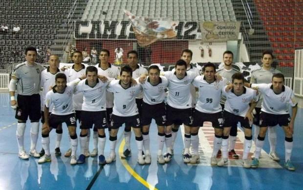 Futsal Corinthians  (Foto: Divulgação)