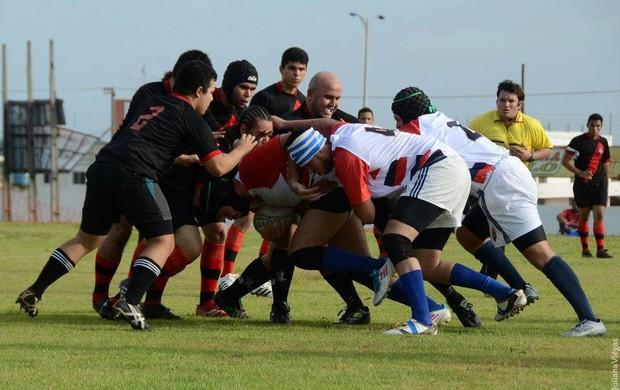 Bumba Rugby-MA vence o Centuriões Rugby-CE por 31 a 0, na estreia na Liga Nordeste (Foto: (Giovanni Spinucci))