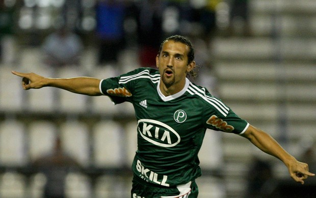 Barcos gol Palmeiras (Foto: Cesar Greco / Ag. Estado)