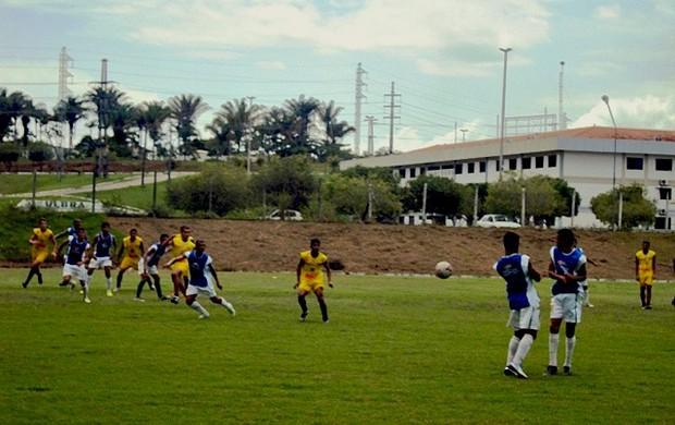 Fast vence o Iranduba por 3 a 2, em jogo amistoso, na Ulbra=15-03-2012 (Foto: Divulgação/Fast Clube)