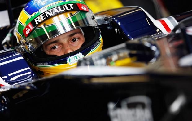 Bruno Senna, GP da Austrália (Foto: Getty Images)