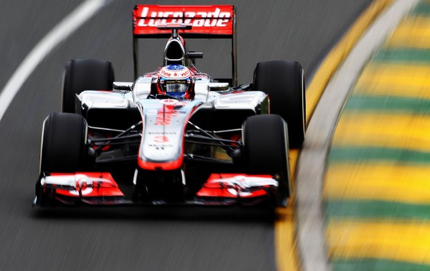 jenson button melbourne fórmula 1 (Foto: Getty Images)