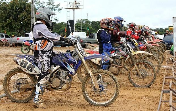 Motocross do Amazonas (Foto: Femoam/Divulgação)