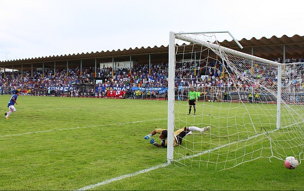 Gol do Título (Foto: Anderson Silva/Globoesporte.com)