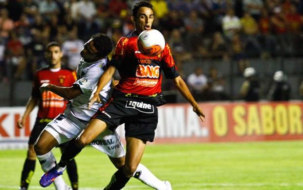 Naldinho não vem sendo aproveitado no Sport nesta temporada (Foto: Divulgação/Sport)