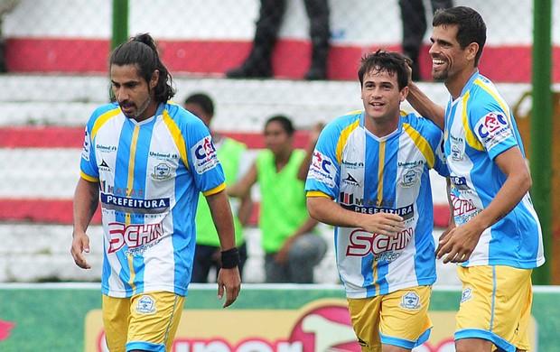 pipico josiel Fluminense x macaé (Foto: WallaceTeixeira/Foto Arena/Agência Estado)