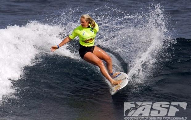 surfe Bethany Hamilton no WQS de Margaret River (Foto: Steve Robertson / ASP)