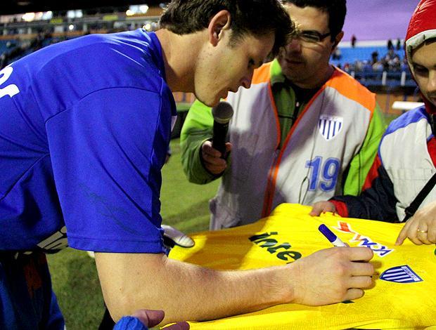 Renan do Avaí (Foto: Divulgação / Press FC Assessoria e Consultoria)