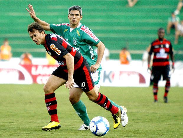 Petkovic Guarani x Flamengo