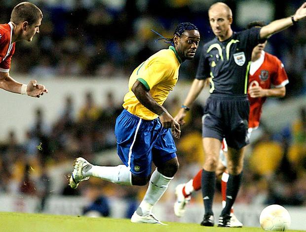 Vagner Love na seleção brasileira em 2006