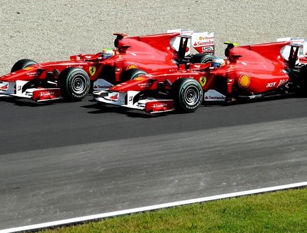 GP da Itália de Formula 1, Monza, em 2010 - globoesporte.com