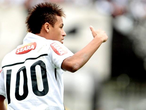 neymar santos camisa 100