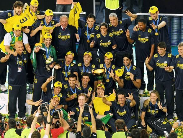 vôlei Brasil pódio