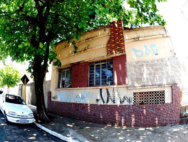 ESPECIAL PELÉ - Vida em Bauru - Casa do Pelé na Rua Sete de Setembro