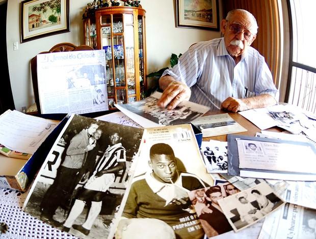 ESPECIAL PELÉ - Vida em Bauru - Historiador Luciano