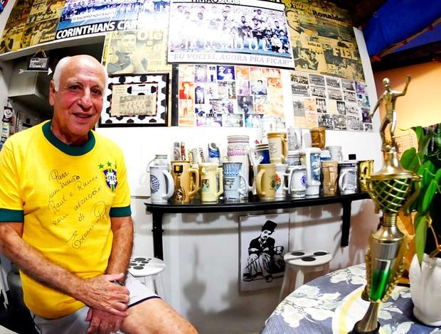 """ESPECIAL PELÉ - Amigo """" Irmão """" de Pelé"""