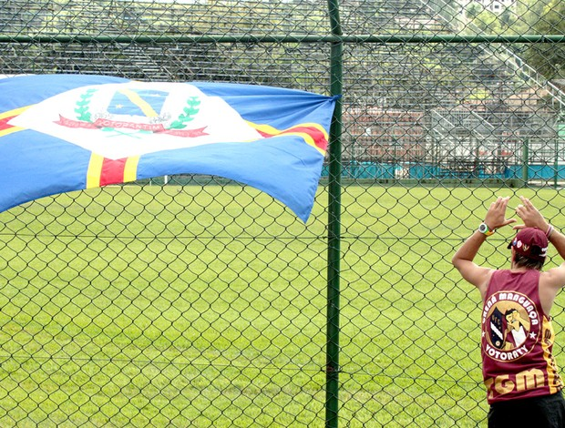 Torcedor do Votoraty após mudança do clube para Ribeirão Preto