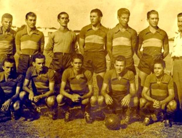 Colo Colo , campeão em 1950