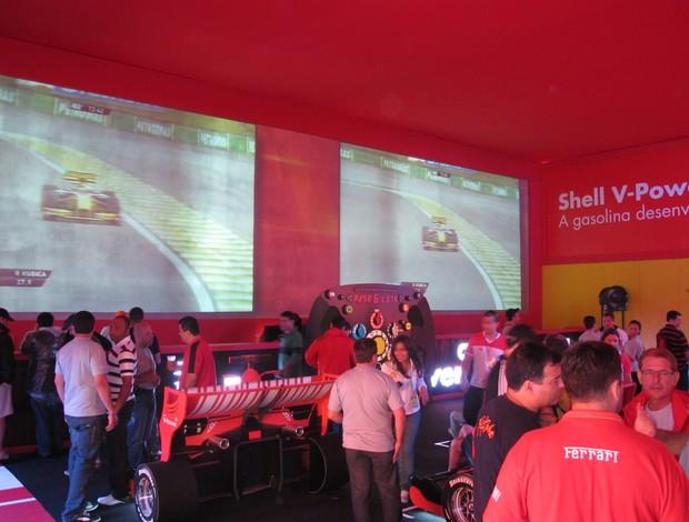 Camarote em Interlagos GP do Brasil