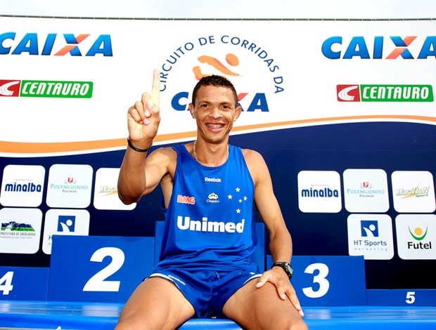 atletismo Valdir Sérgio de Oliveira maratona corrida de rua