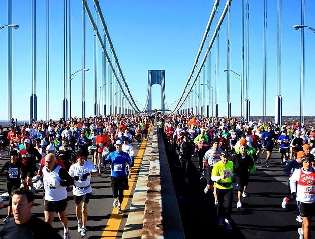 maratona Nova York (Foto: Reuters)