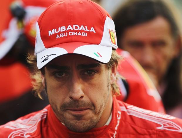 Alonso GP Abudhabi
