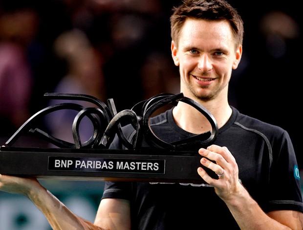 tênis robin soderling atp de paris troféu