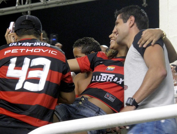 Fábio Luciano, ex-zagueiro do Flamengo