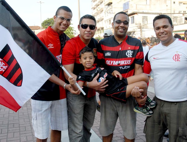 torcedores do flamengo, flamengo x guarani