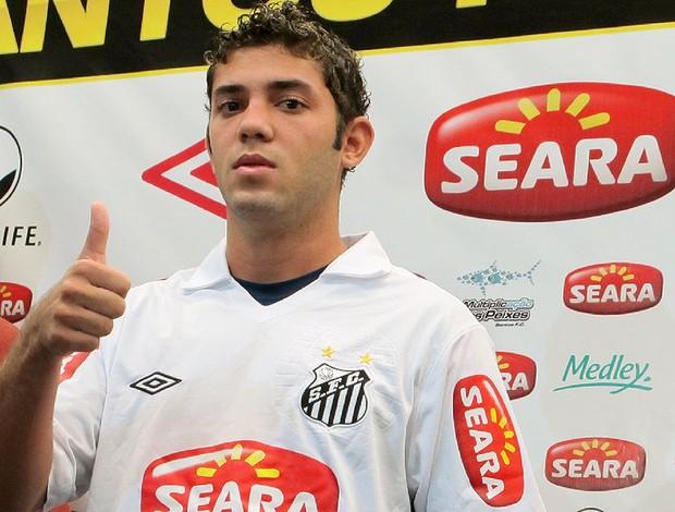 Victor Hugo, reforço do Santos para 2011