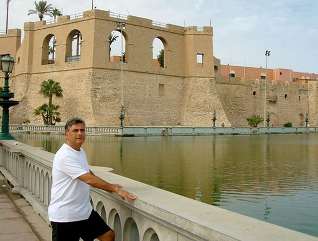 Marcos Paquetá na Líbia