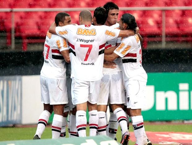 Gol do São Paulo