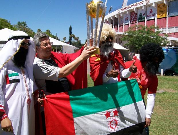 Colorados no Beira-Rio para ver o Mundial de Clubes