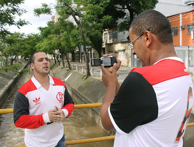 Mario Robson 365dias Flamengo