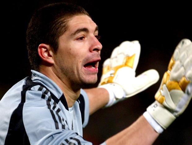Juan Pablo Carrizo goleiro River Plate