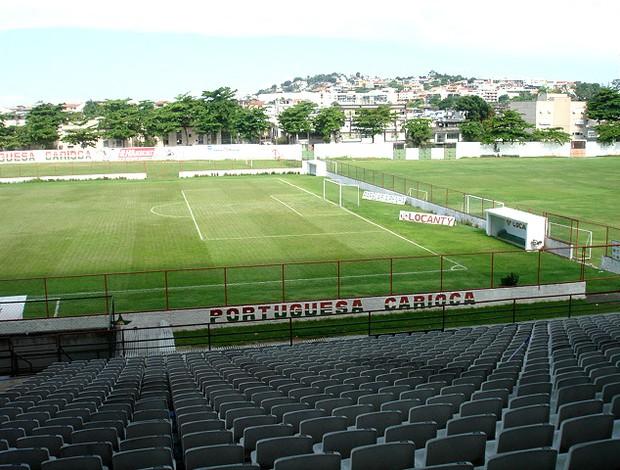 estádio campo Portuguesa