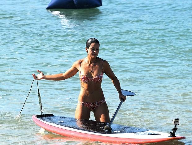 Marina werneck (Foto: Thiago Correia / GLOBOESPORTE.COM)