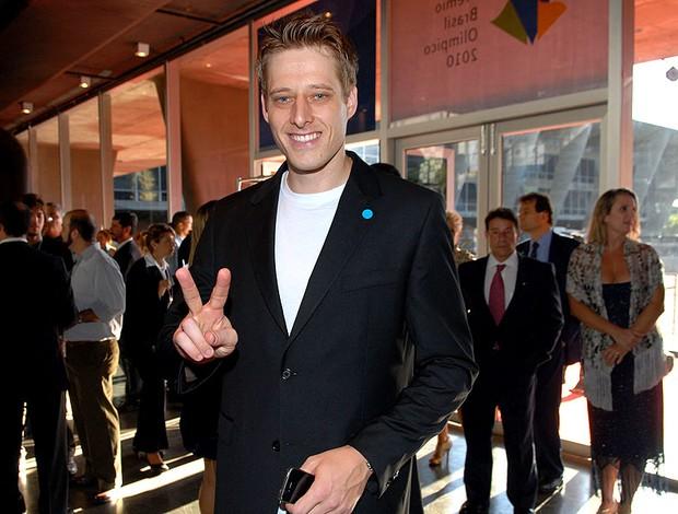 Murilo no prêmio Brasil Olímpico