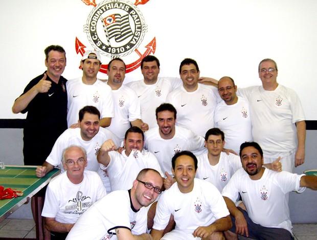 Corinthians campeão de Futebol de Mesa