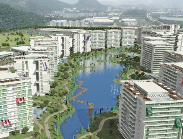 Vila dos Atletas Rio 2016