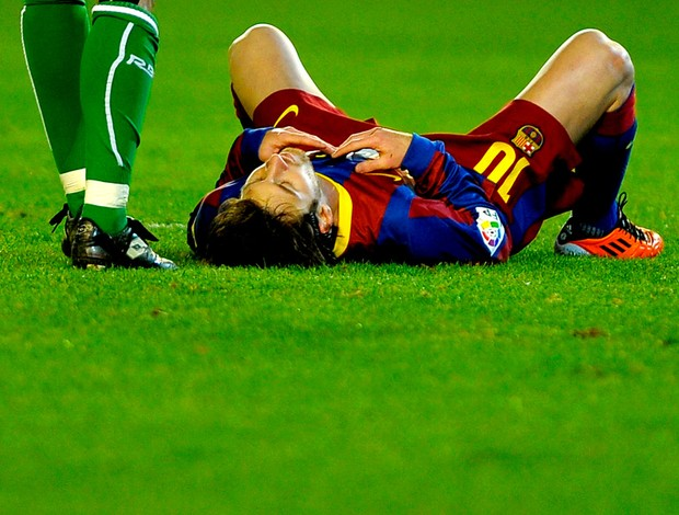 messi barcelona perde pênalti betis