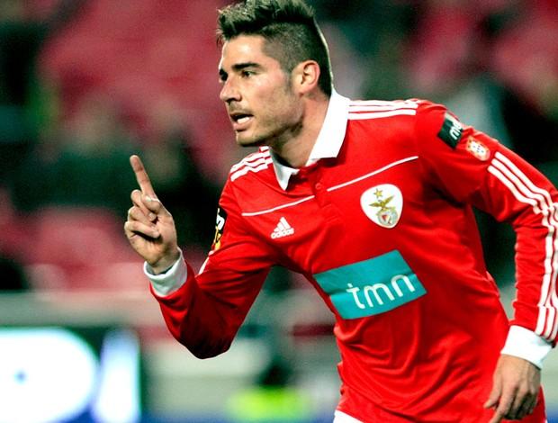 xavi garcia benfica gol Olhanense taça da liga de portugal