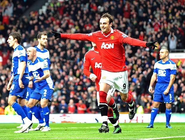 Berbatov gol Manchester United