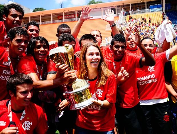 flamengo campeão copa são paulo