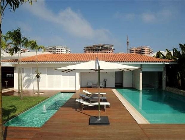 casa Ronaldinho (Foto: Reprodução da Internet)