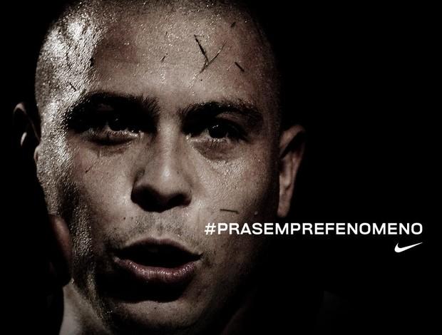 Ronaldo Nike homenagem Twitter (Foto: Reprodução)