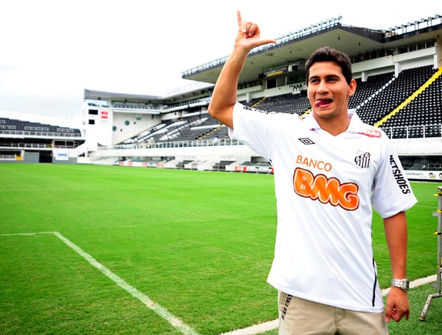 Paulo Henrique Ganso santos vila belmiro entrevista (Foto: Marcos Ribolli/Globoesporte.com)
